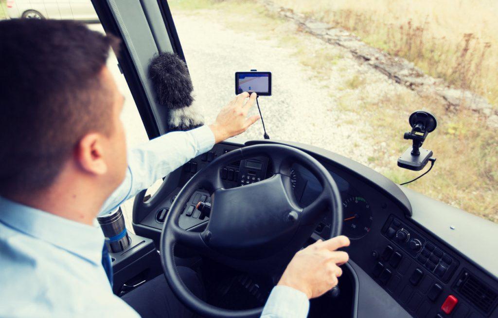 kierowca - nawigacja GPS